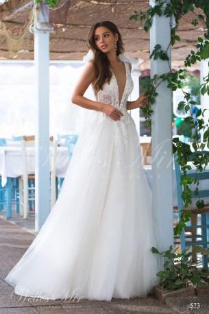 Свадебные платья Limenas Collection 573-1