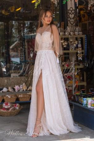 Свадебные платья Limenas Collection 579-1