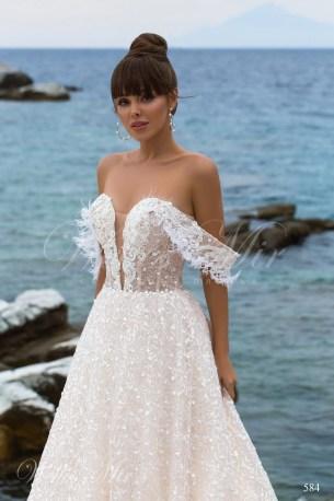 Свадебные платья Limenas Collection 584-2