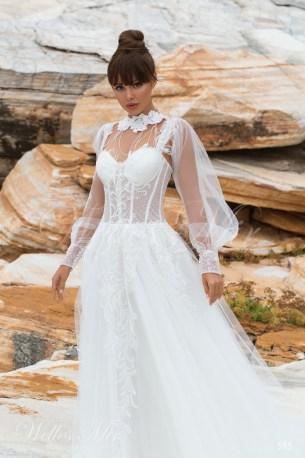 Свадебные платья Limenas Collection 585-2