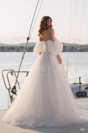 Свадебные платья Limenas Collection 589-4