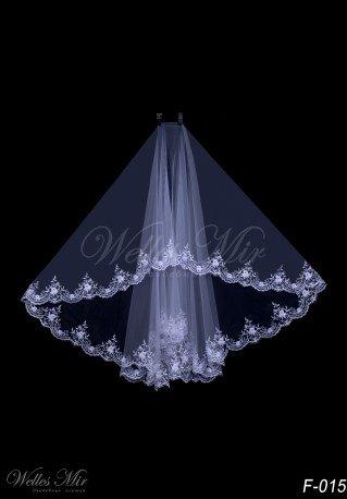 Elbow bridal veil-1