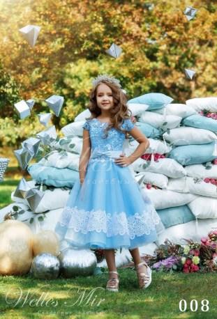 Детские платья Kids Deluxe Collection 2018 008-2