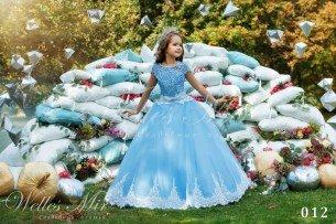 Детские платья Kids Deluxe Collection 2018 012-2