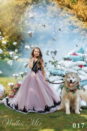 Детские платья Kids Deluxe Collection 2018 017-1