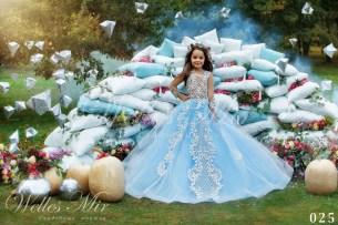 Детские платья Kids Deluxe Collection 2018 025-2