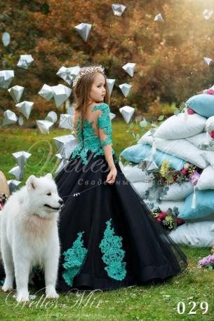 Детские платья Kids Deluxe Collection 2018 029-2