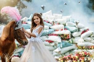 Детские платья Kids Deluxe Collection 2018 030-2