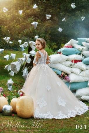 Детские платья Kids Deluxe Collection 2018 031-2