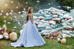 Детские платья Kids Deluxe Collection 2018 037-2