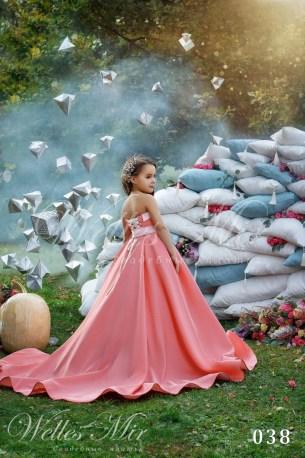 Детские платья Kids Deluxe Collection 2018 038-2