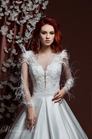 Свадебные платья Shine Collection 2019 500-2