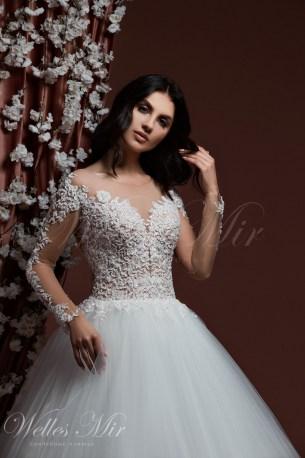 Свадебные платья Shine Collection 2019 518-2