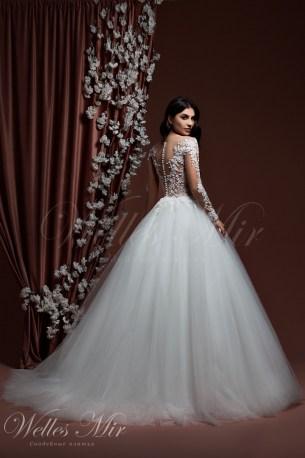 Свадебные платья Shine Collection 2019 518-3