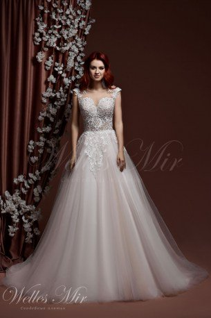 Свадебные платья Shine Collection 2019 529-1