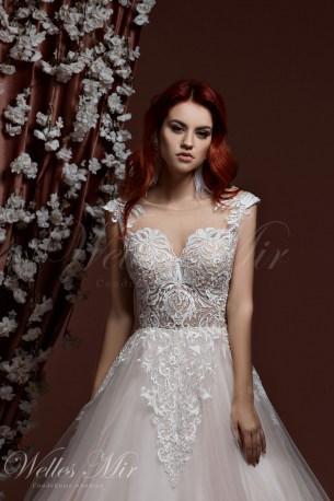 Свадебные платья Shine Collection 2019 529-2
