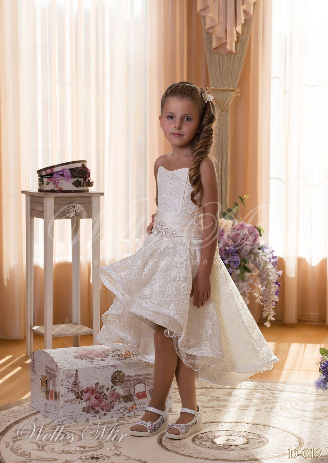 Детские платья Детские платья 2015 - D-019