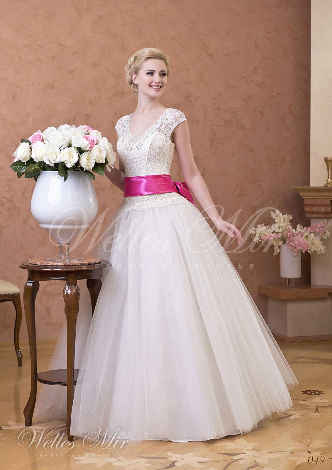 Свадебные платья Gentle Rose - 049
