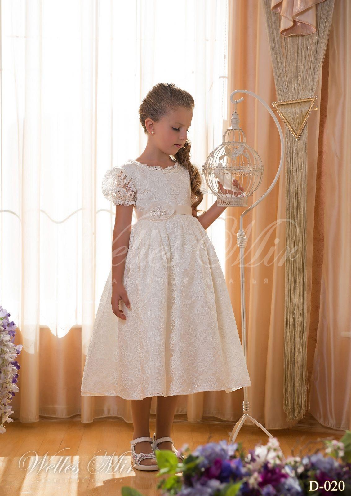 Детские платья Детские платья 2015 - D-020