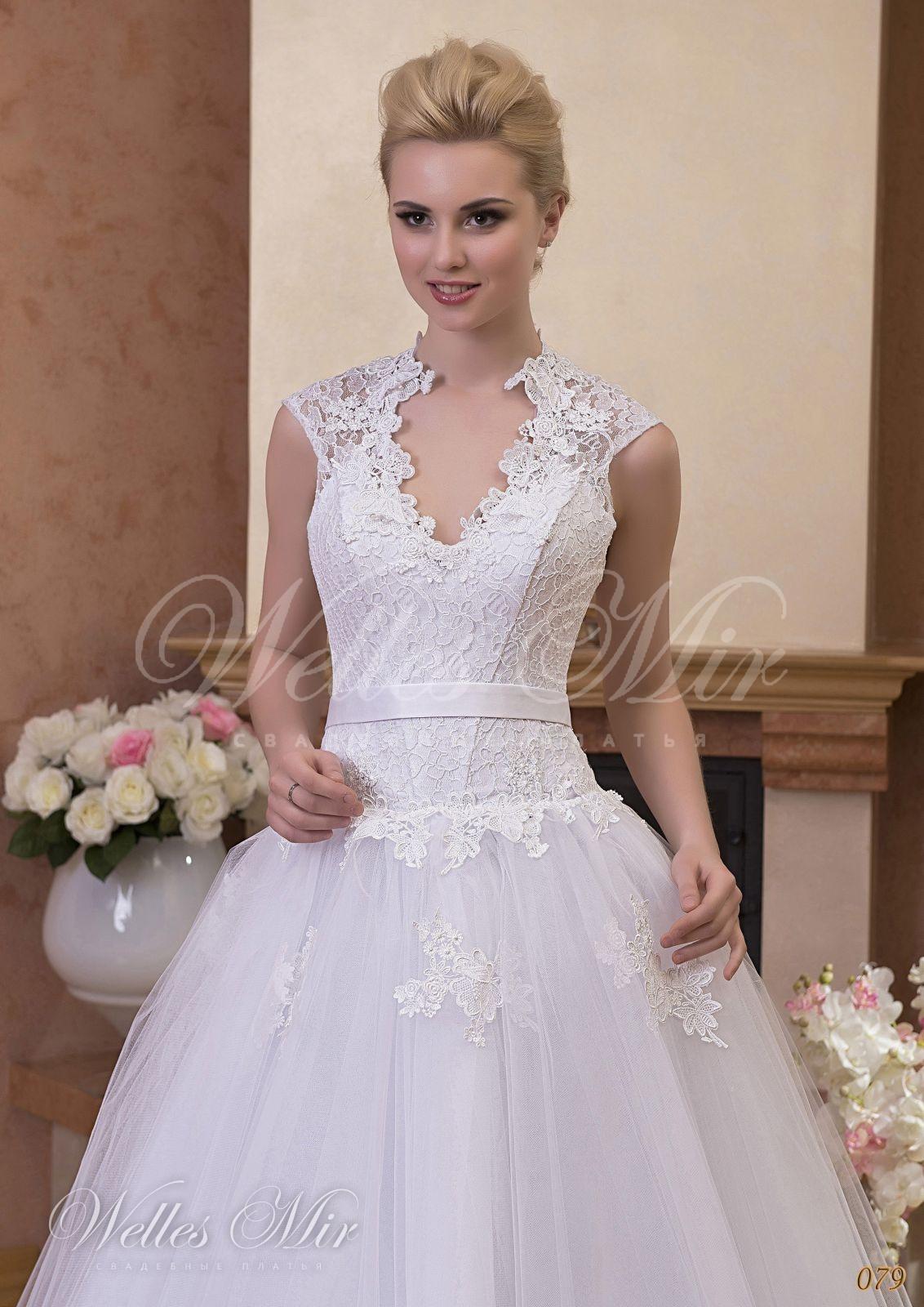 Свадебные платья Gentle Rose - 079
