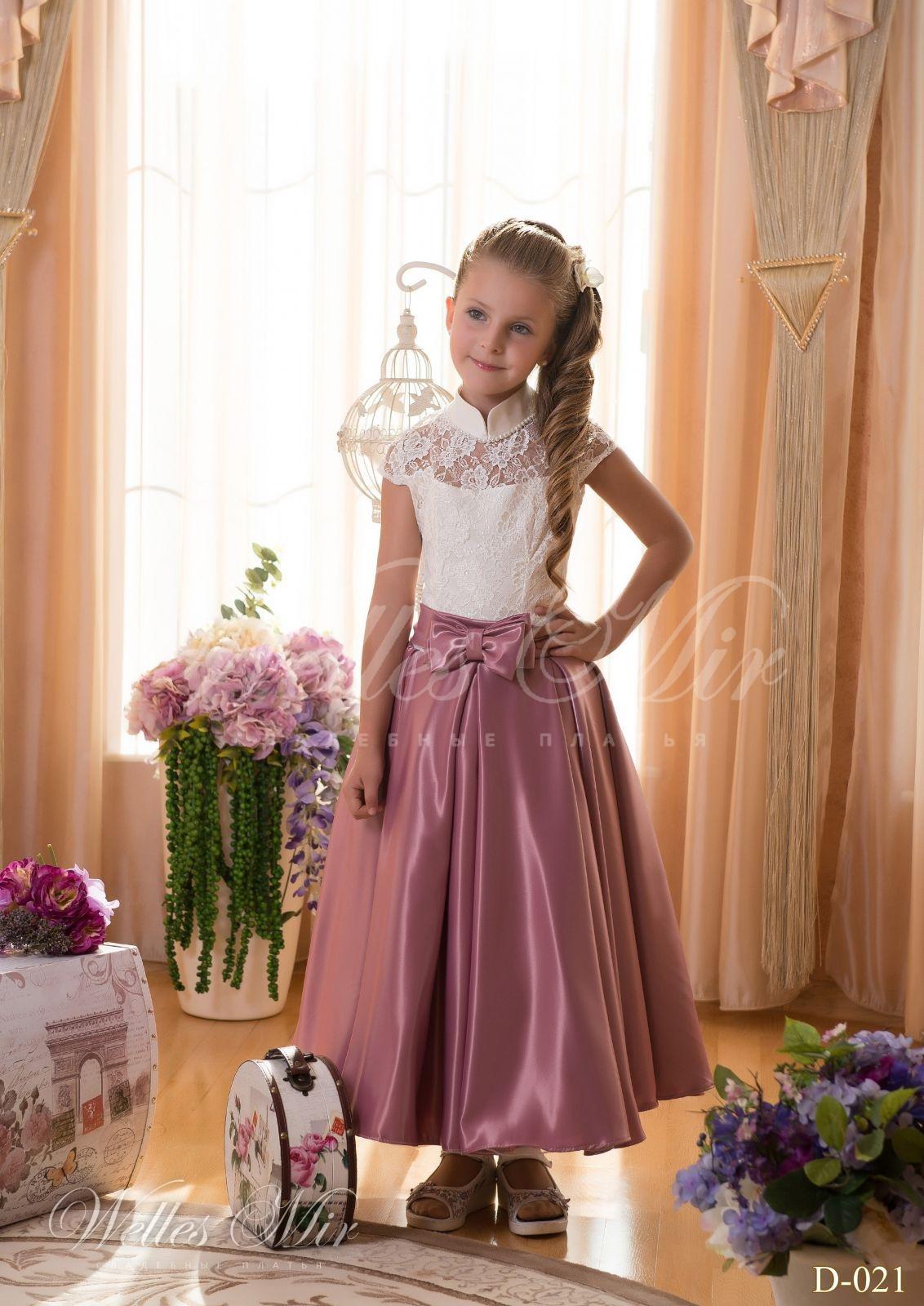 Детские платья Детские платья 2015 - D-021