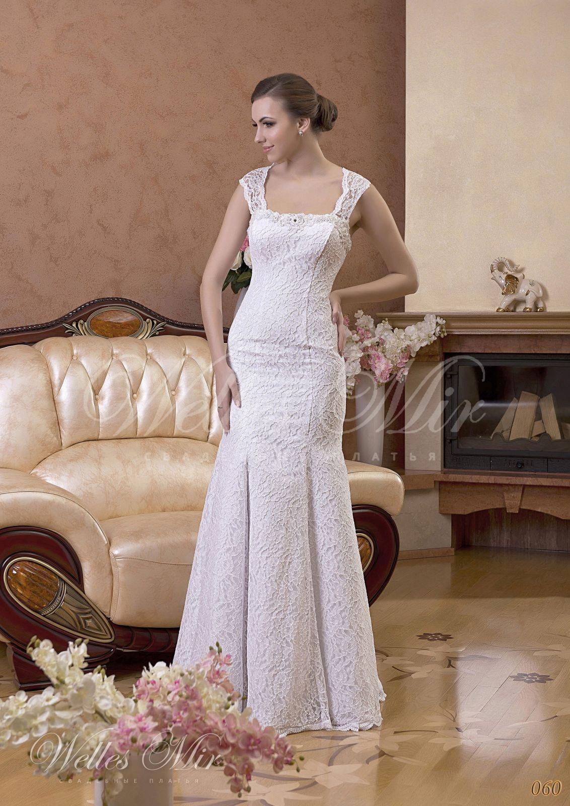 Свадебные платья Gentle Rose - 060