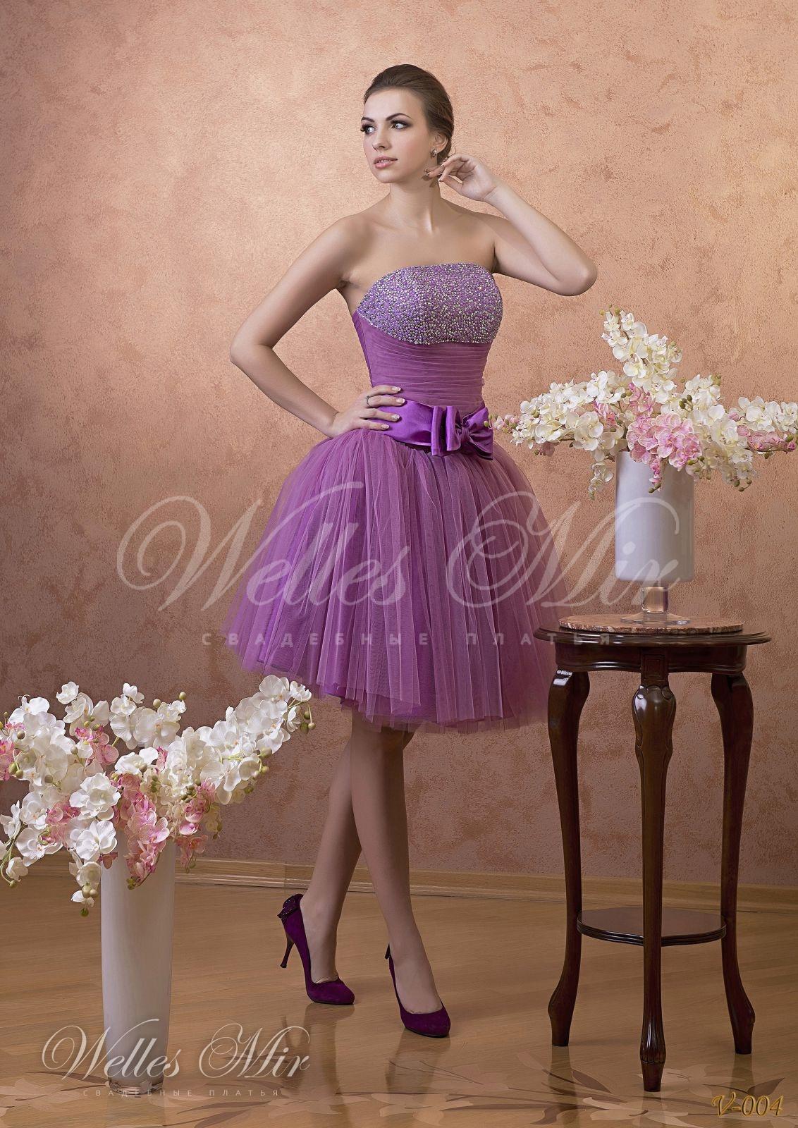 Вечерние платья Вечерние платья - V-004