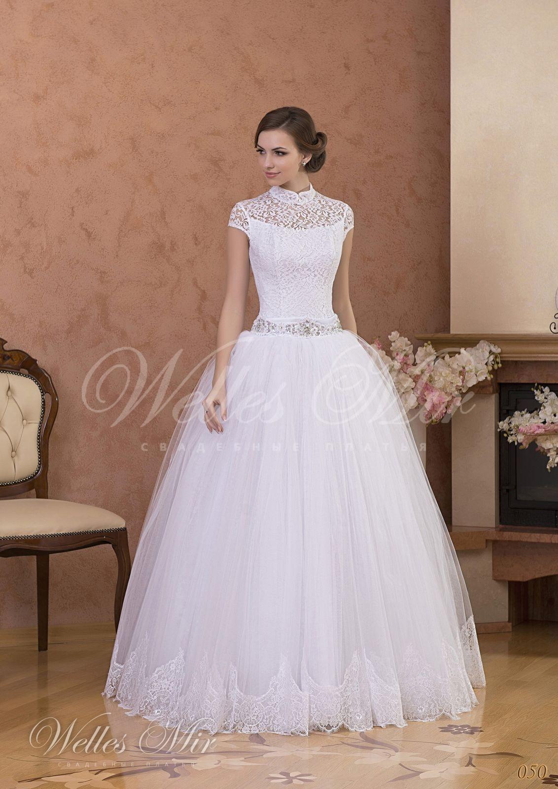 Свадебные платья Gentle Rose - 050
