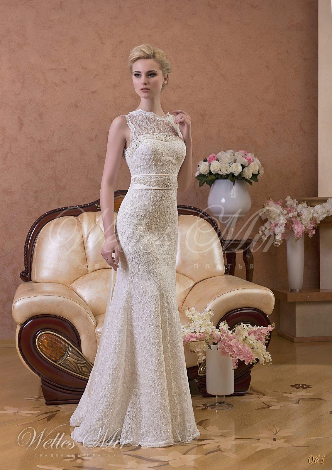 Свадебные платья Gentle Rose - 061