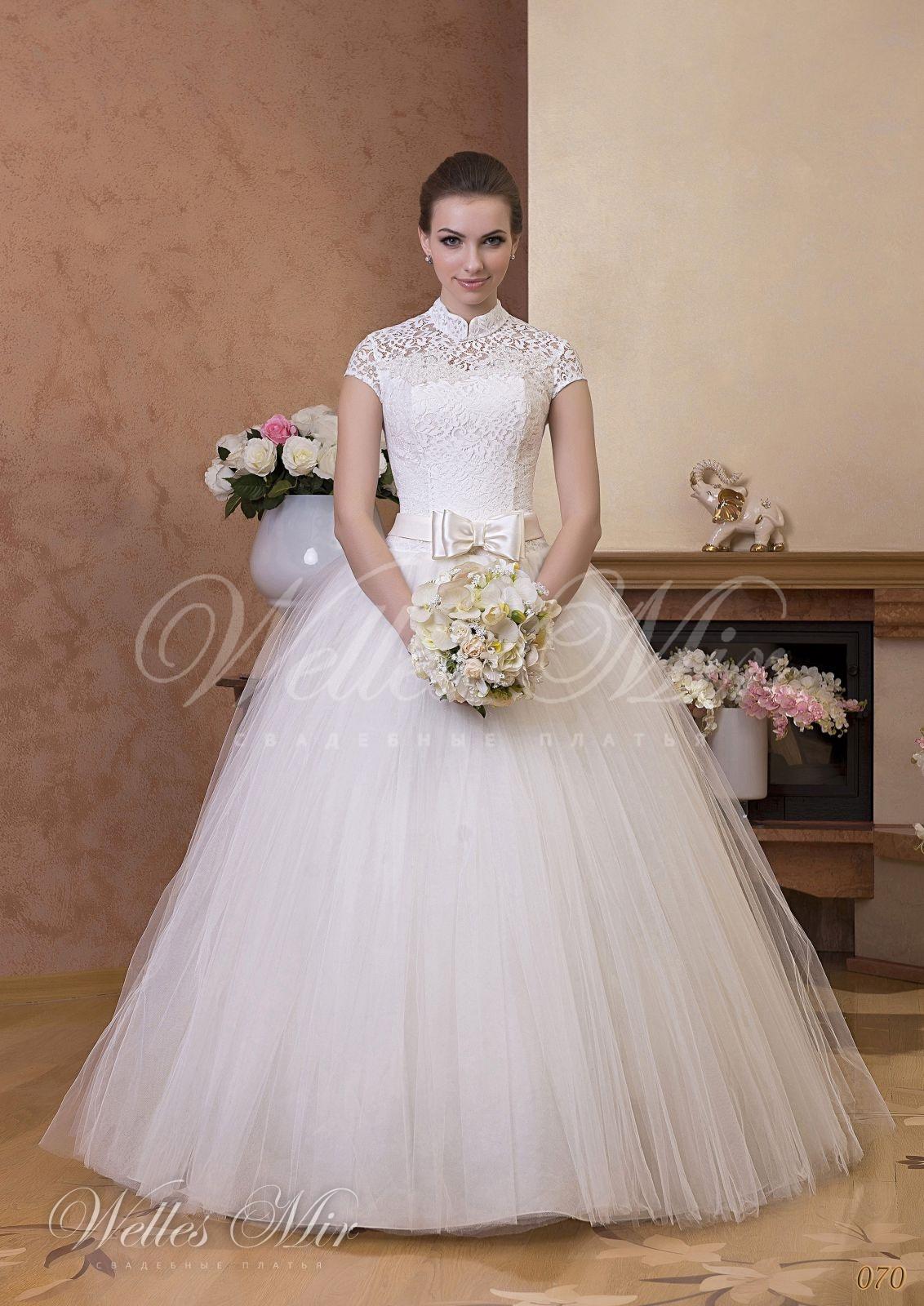 Свадебные платья Gentle Rose - 070