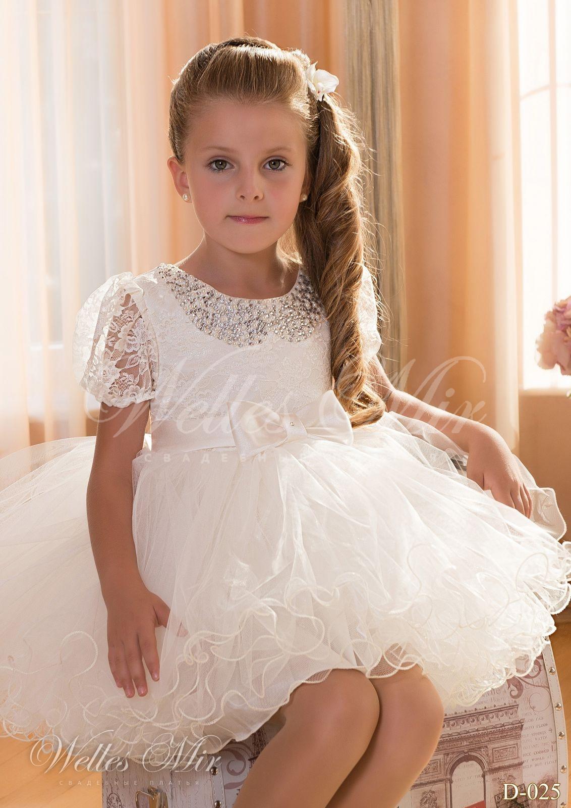Детские платья Детские платья 2015 - D-025