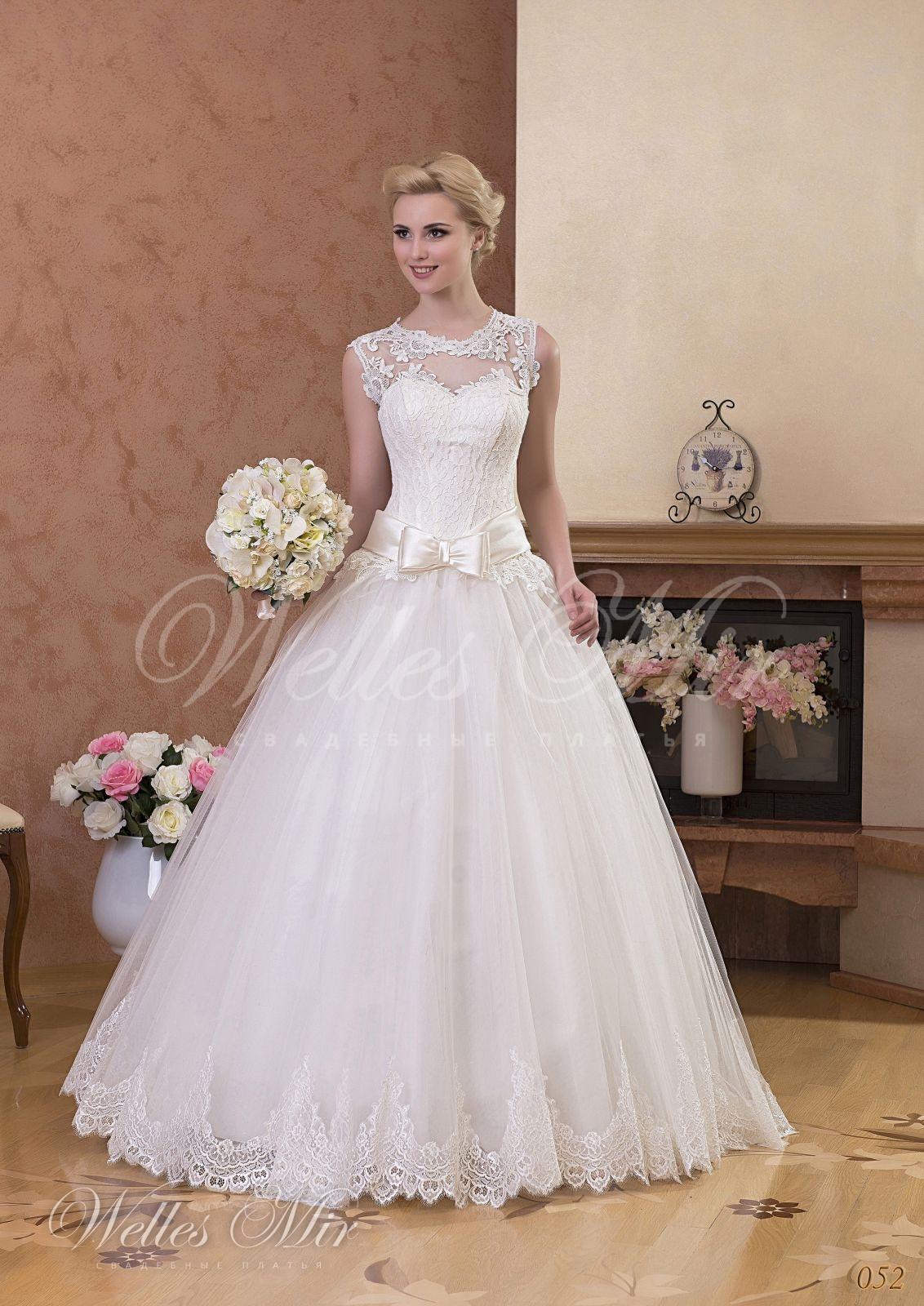 Свадебные платья Gentle Rose - 052