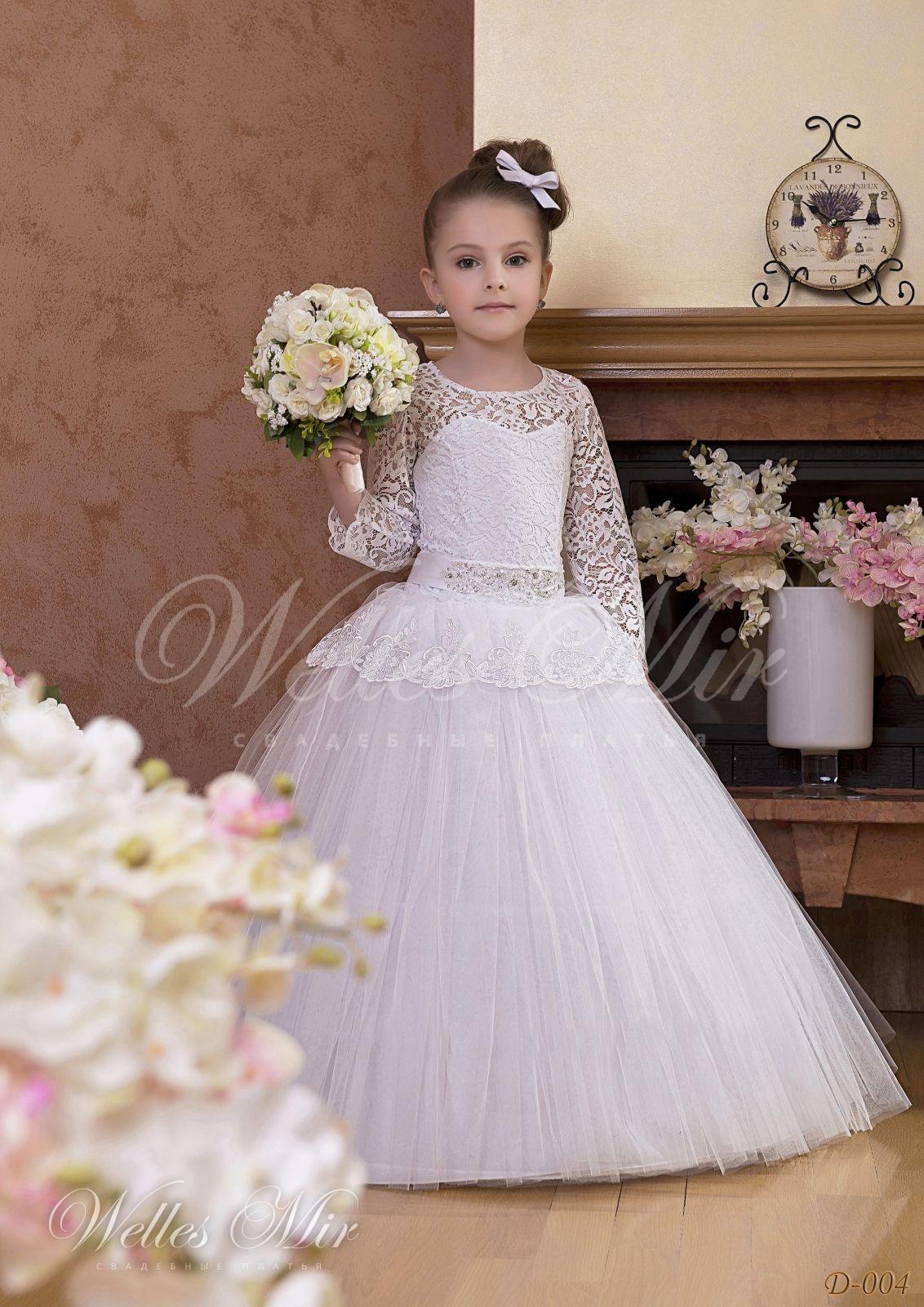 Детские платья Детские платья 1 - D-004