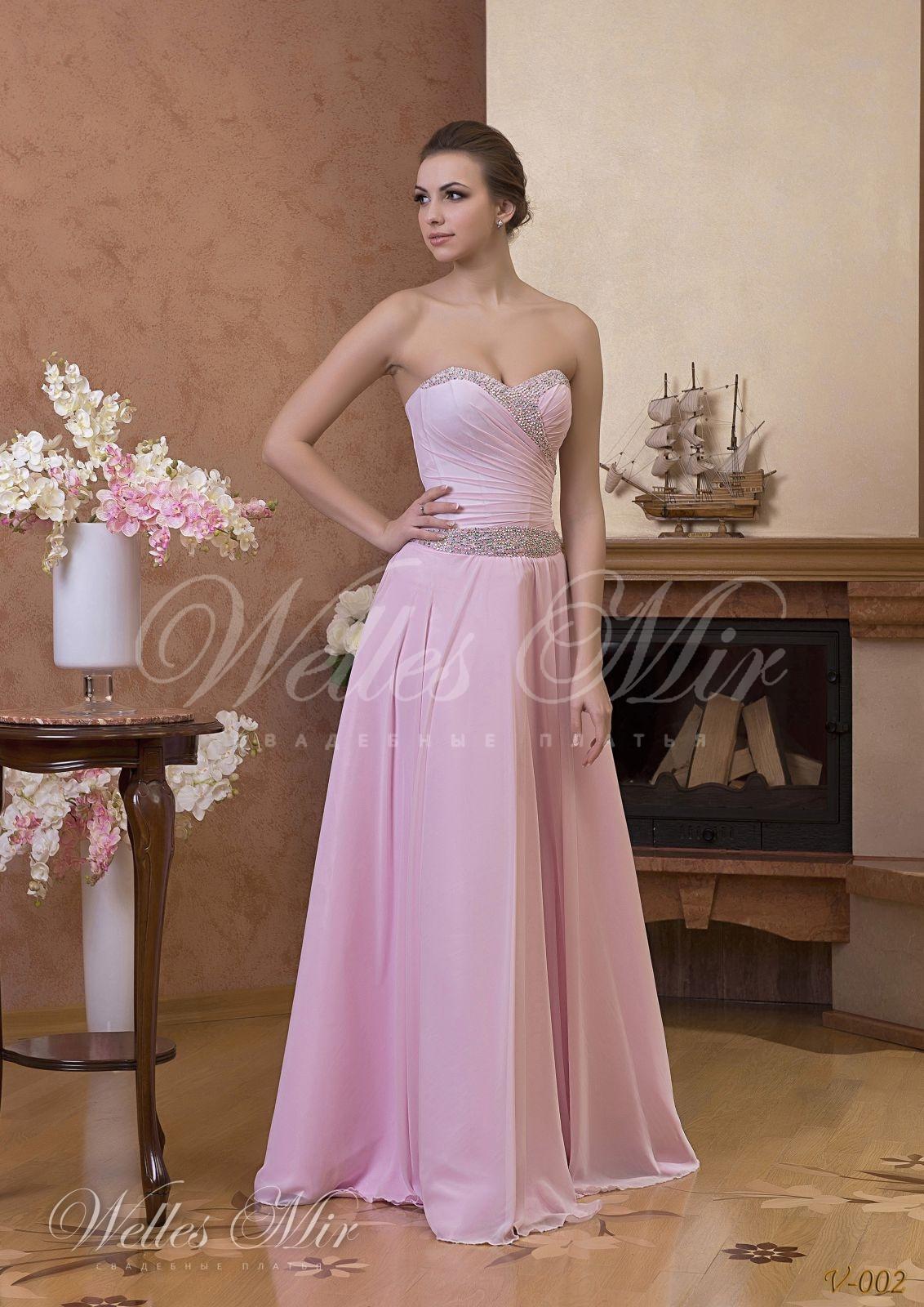 Вечерние платья Вечерние платья - V-002