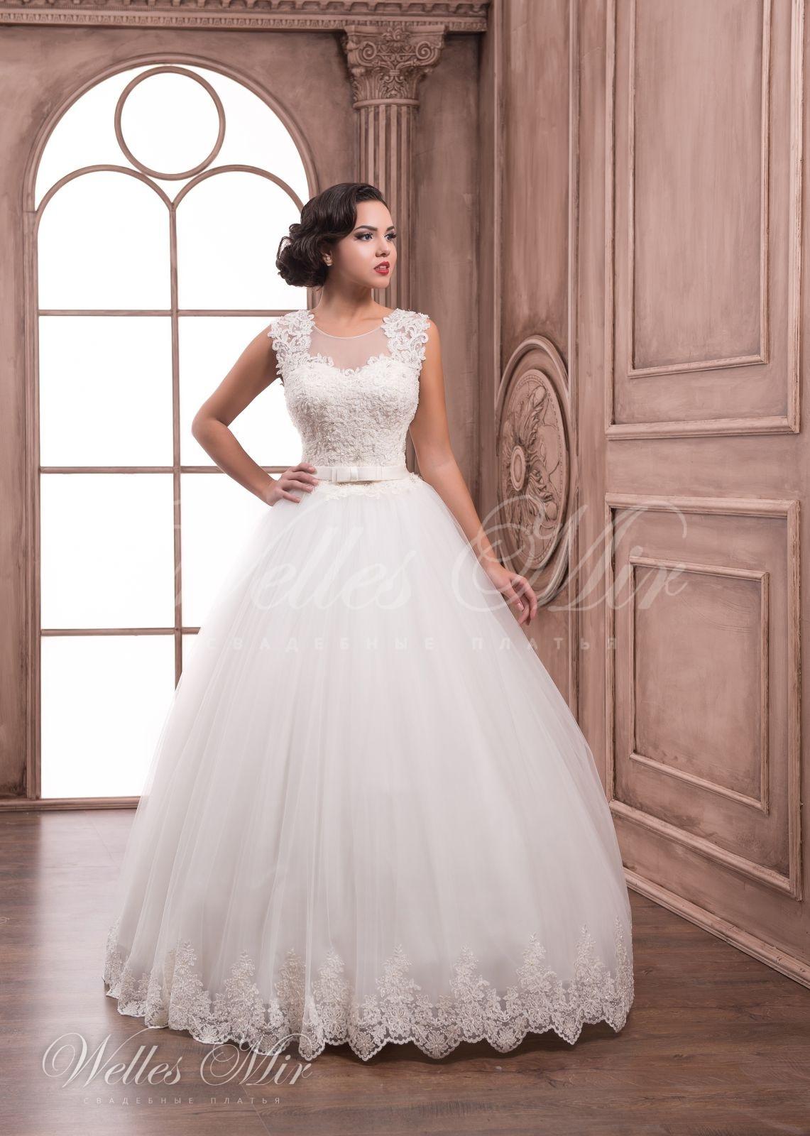 Свадебные платья Gorgeous - 223-VG