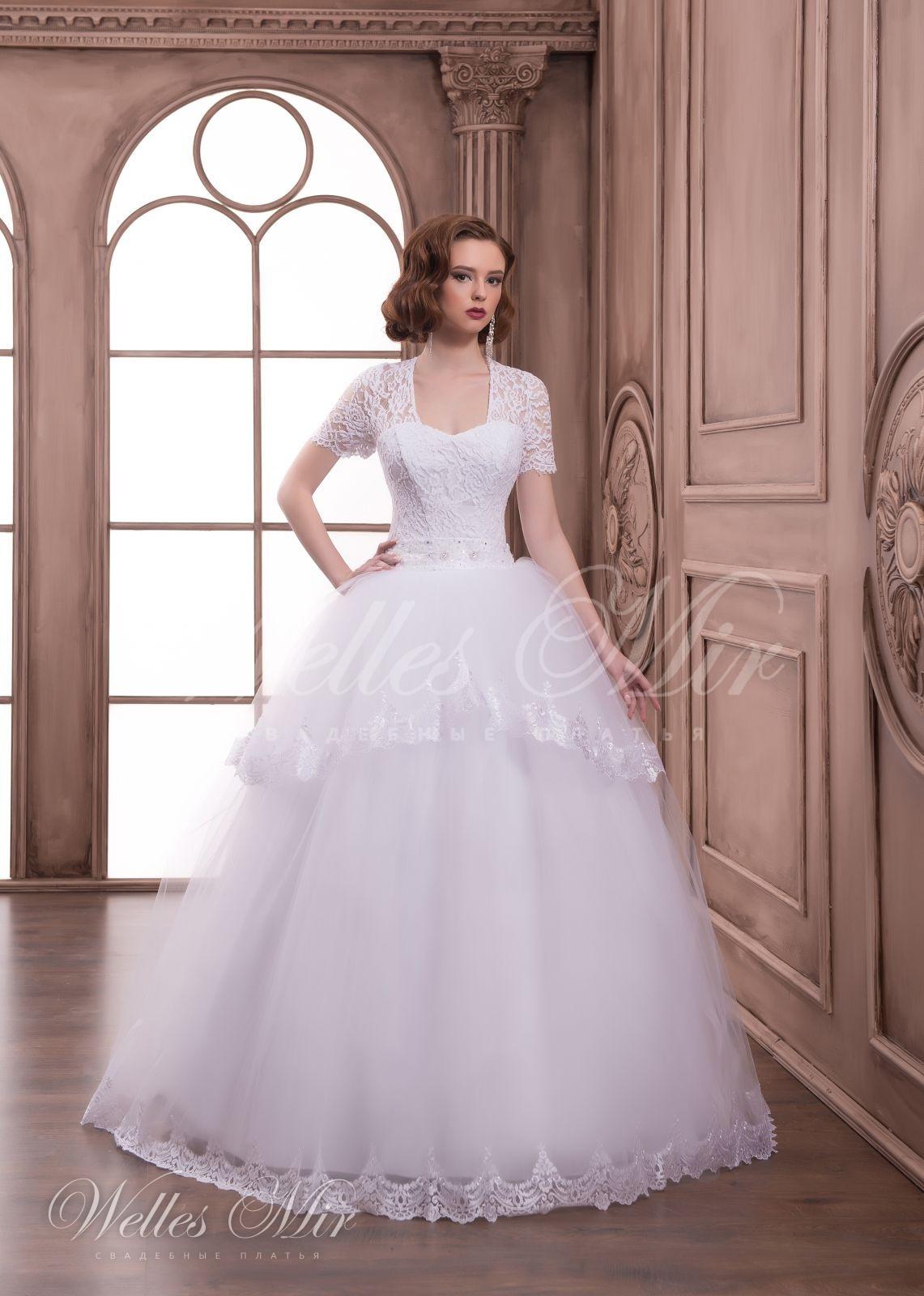 Свадебные платья Gorgeous - 220-AG