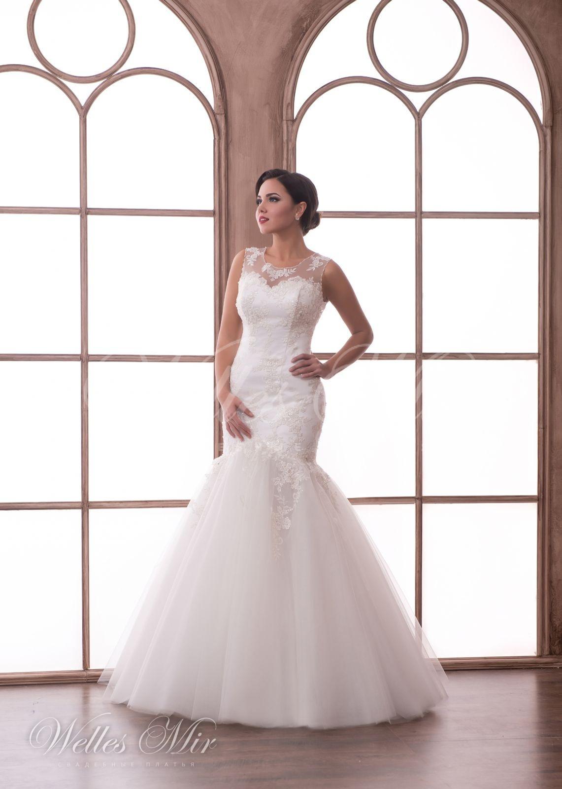 Свадебные платья Gorgeous - 216-VG