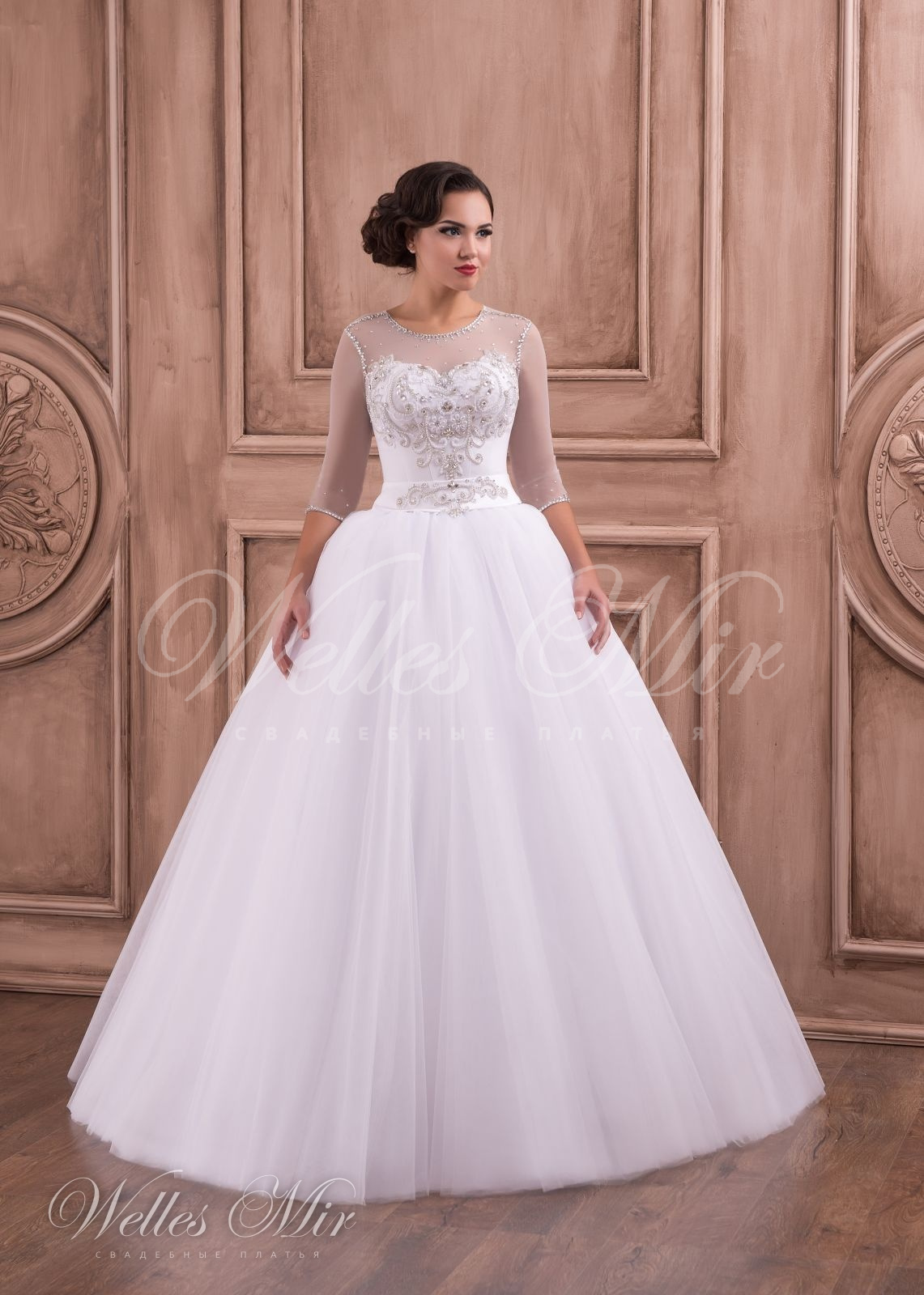 Свадебные платья Gorgeous - 213