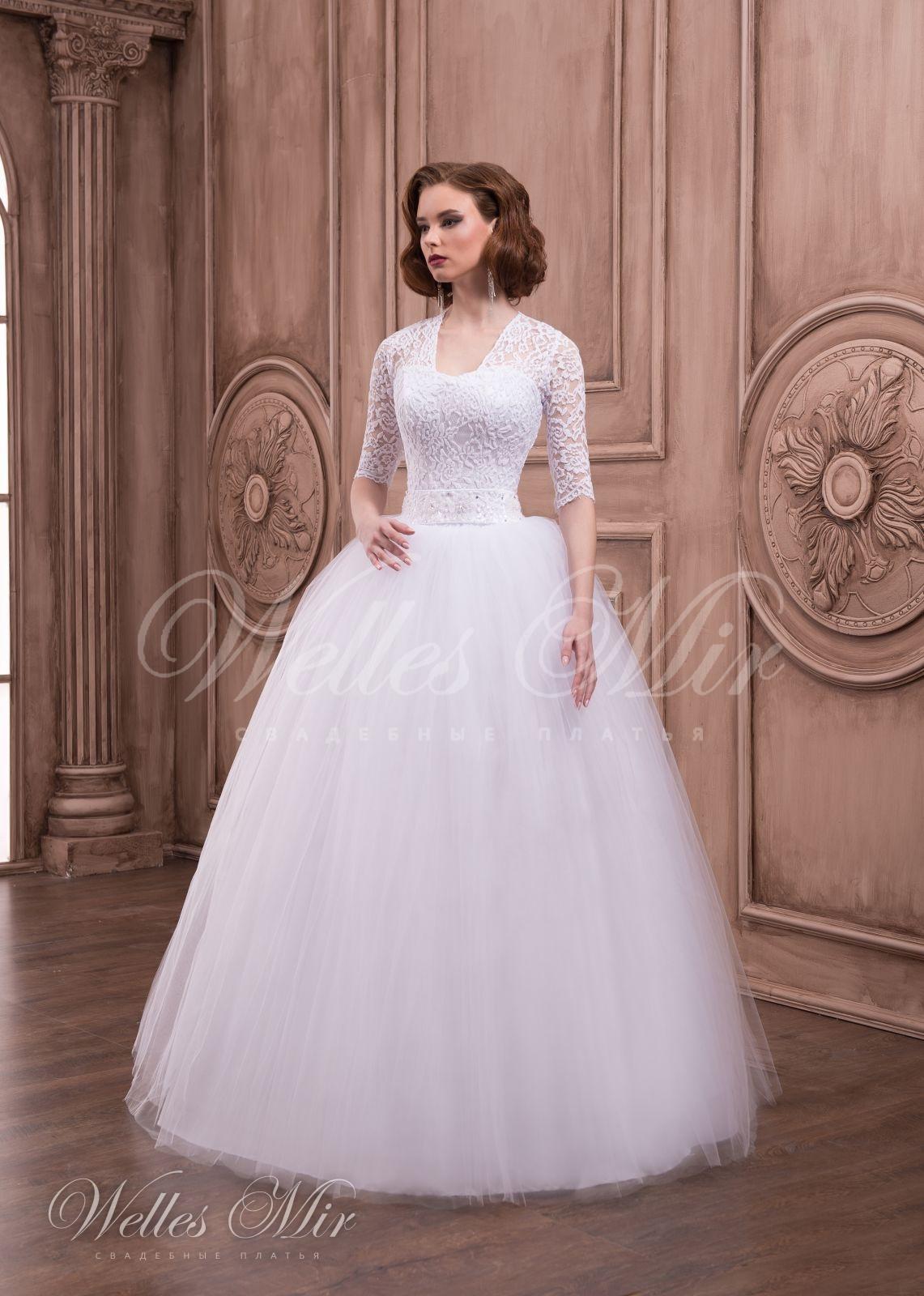 Свадебные платья Gorgeous - 224-AG