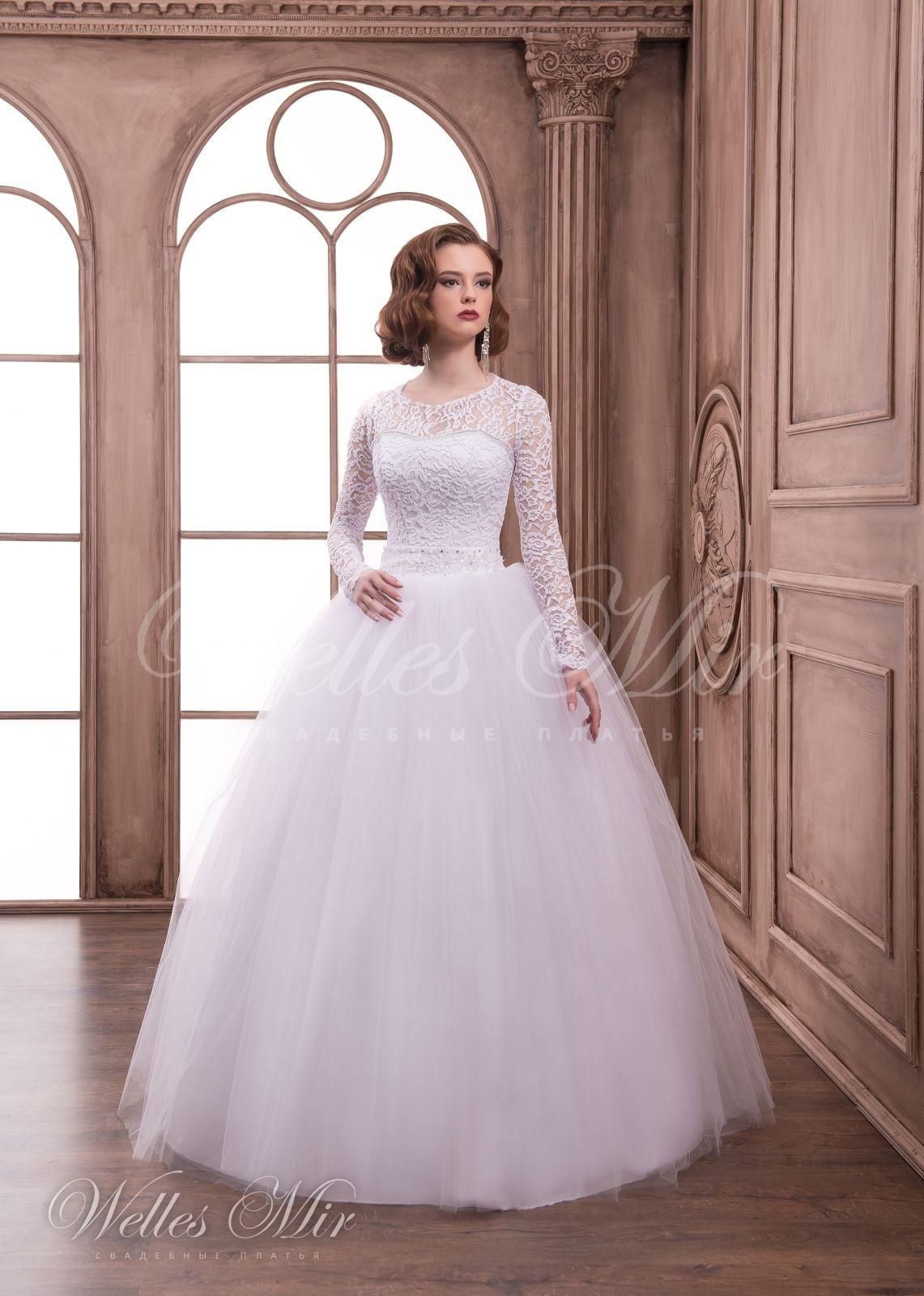 Свадебные платья Gorgeous - 218-AG