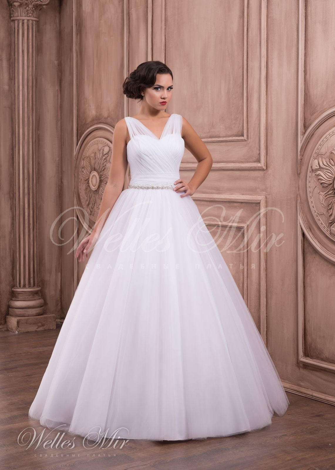 Свадебные платья Gorgeous - 225-VG