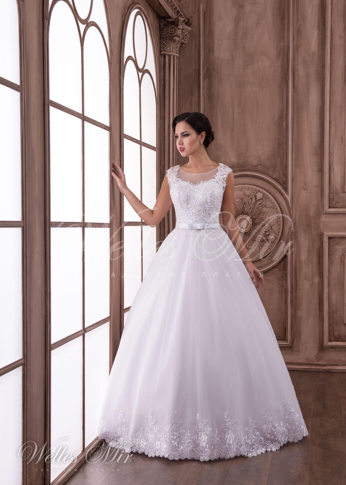 Свадебные платья Gorgeous - 227-VG