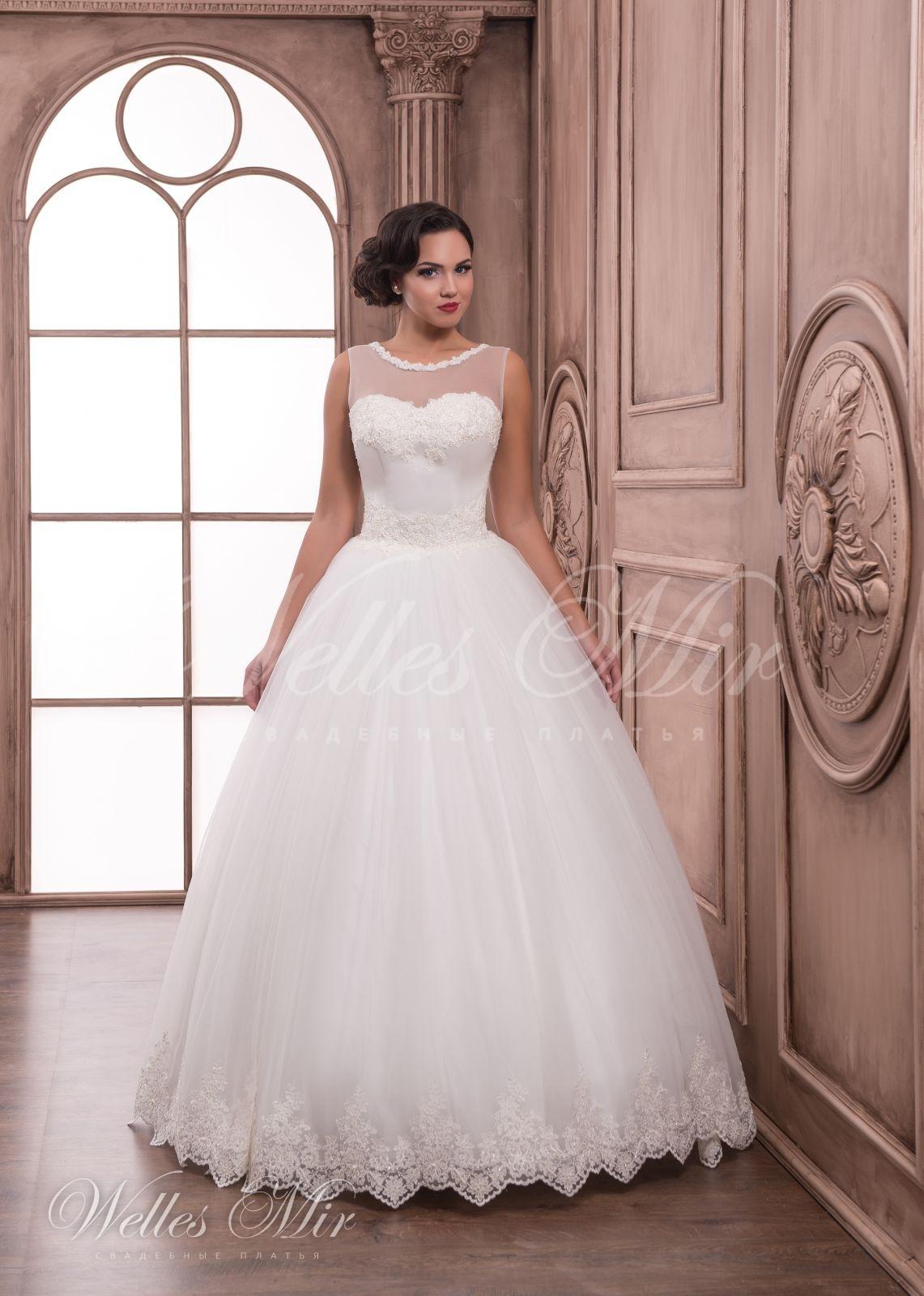 Свадебные платья Gorgeous - 221-VG