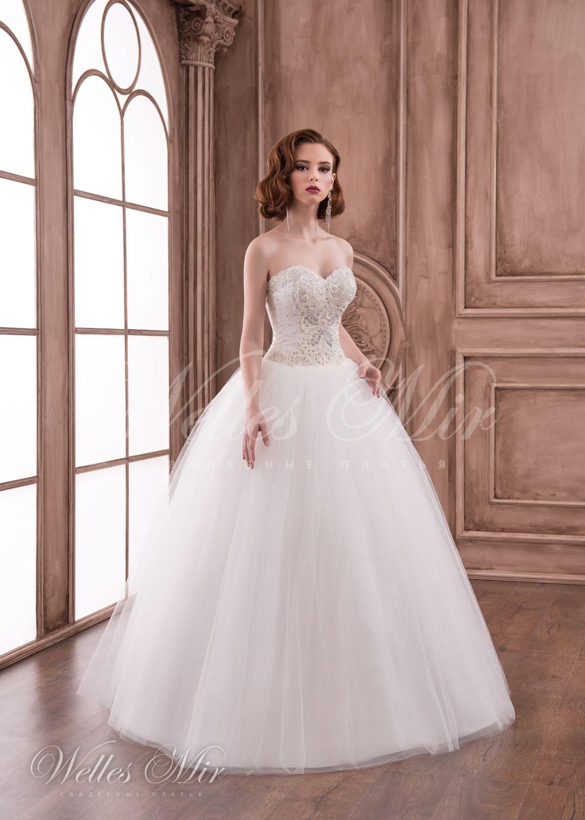 Свадебные платья Gorgeous - 230-VG