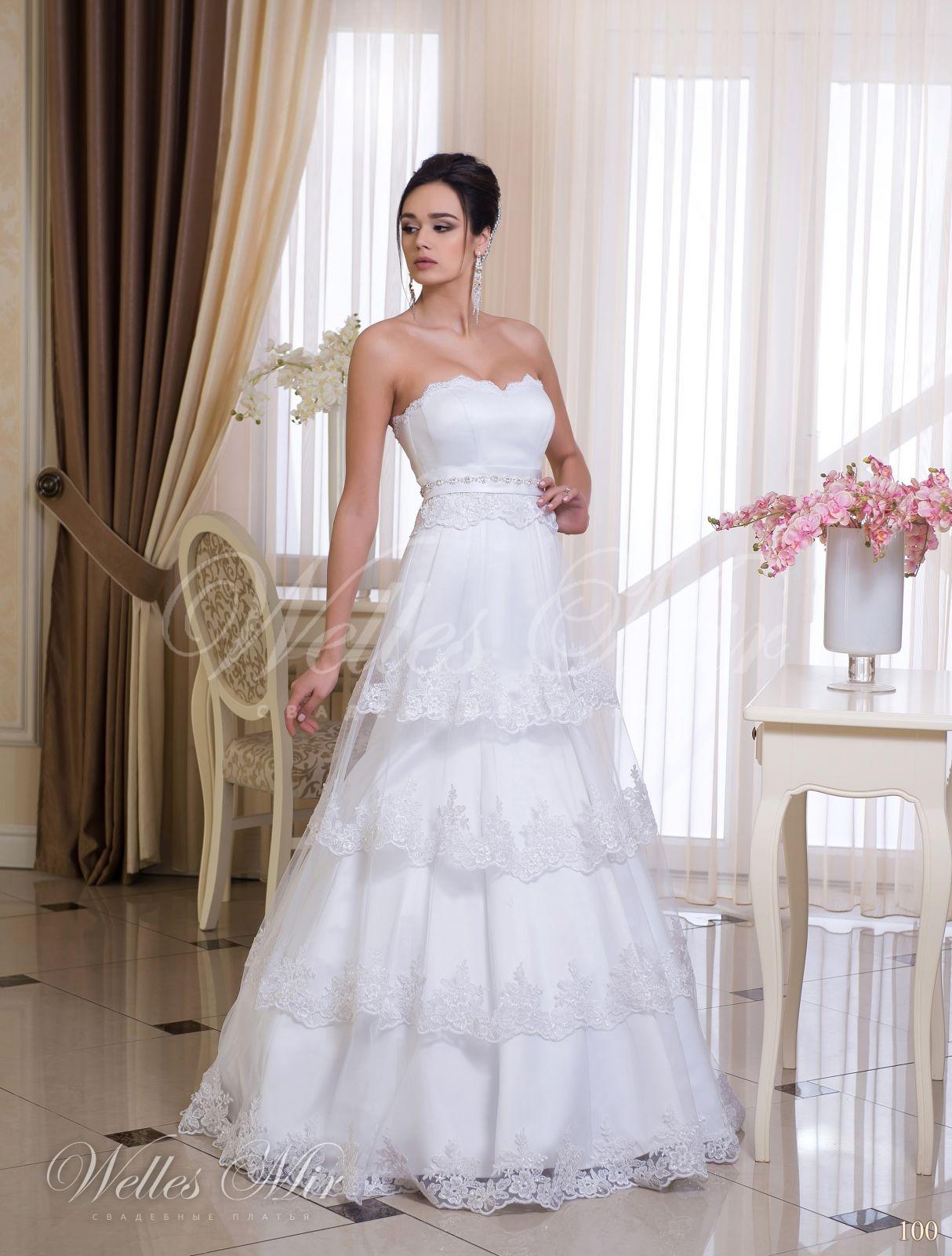 Свадебные платья Charming Elegance - 100