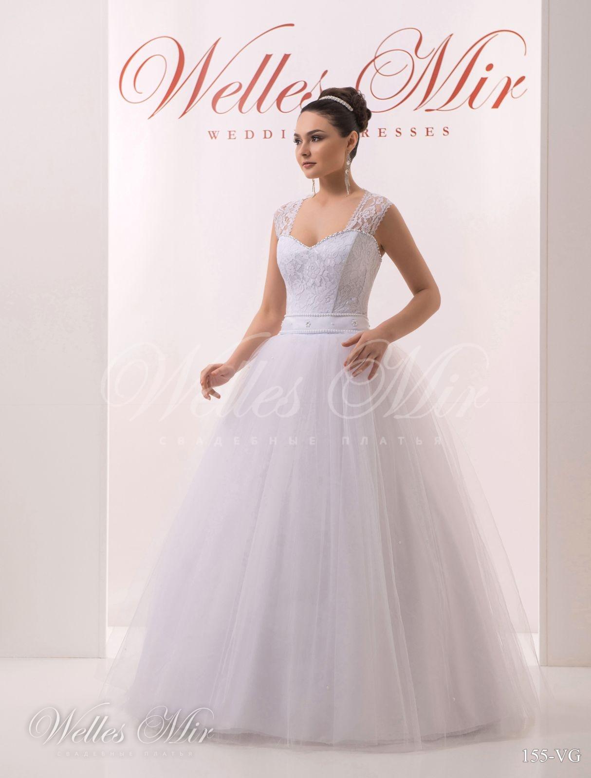 Свадебные платья Soft collection - 155-VG