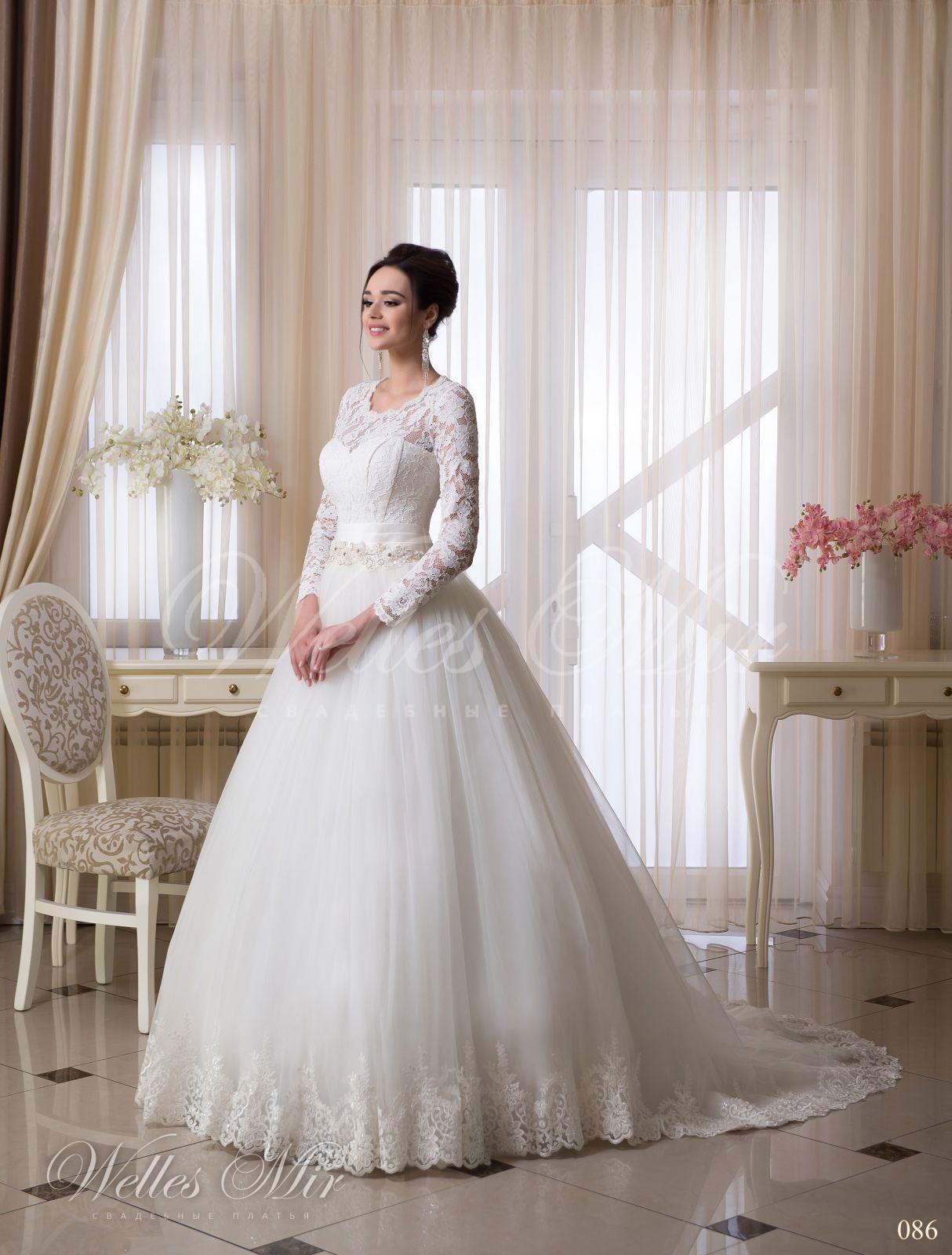 Свадебные платья Charming Elegance - 086