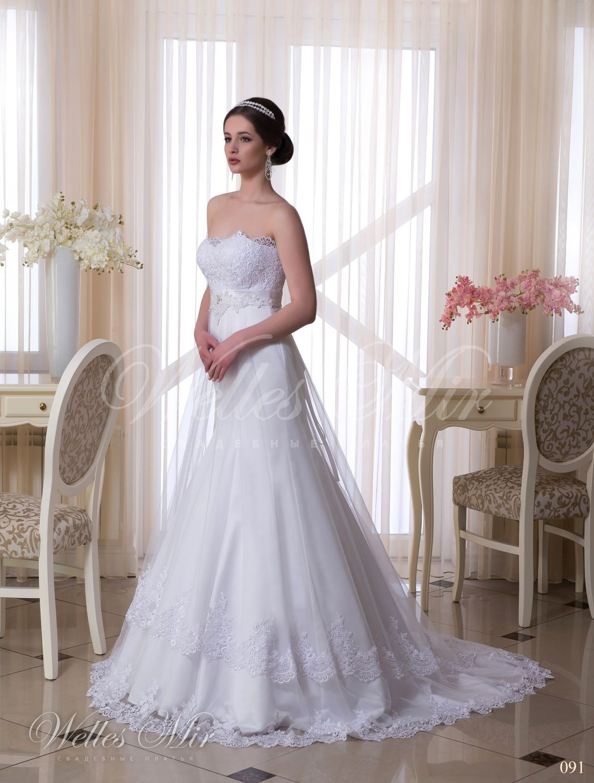 Свадебные платья Charming Elegance - 091