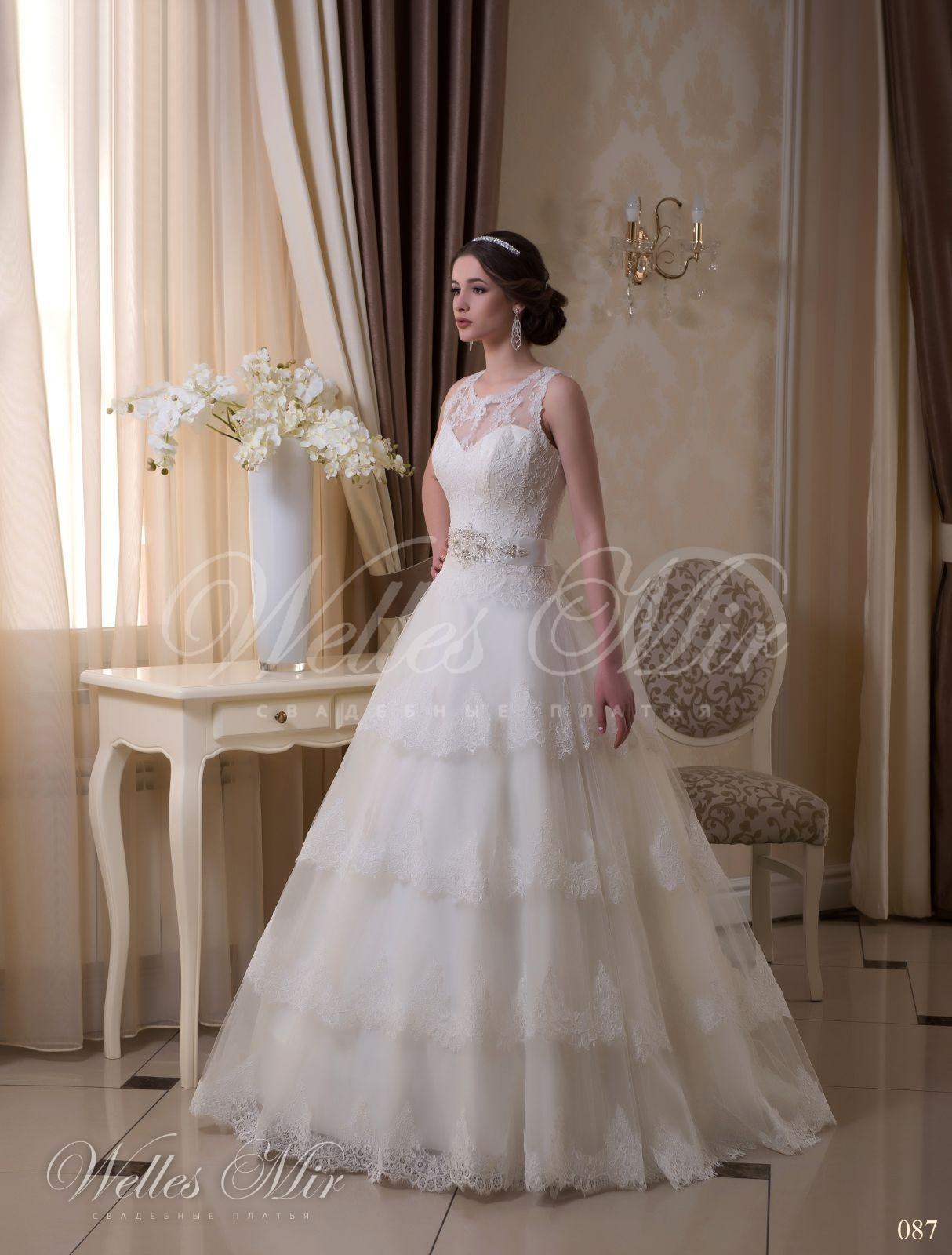 Свадебные платья Charming Elegance - 087