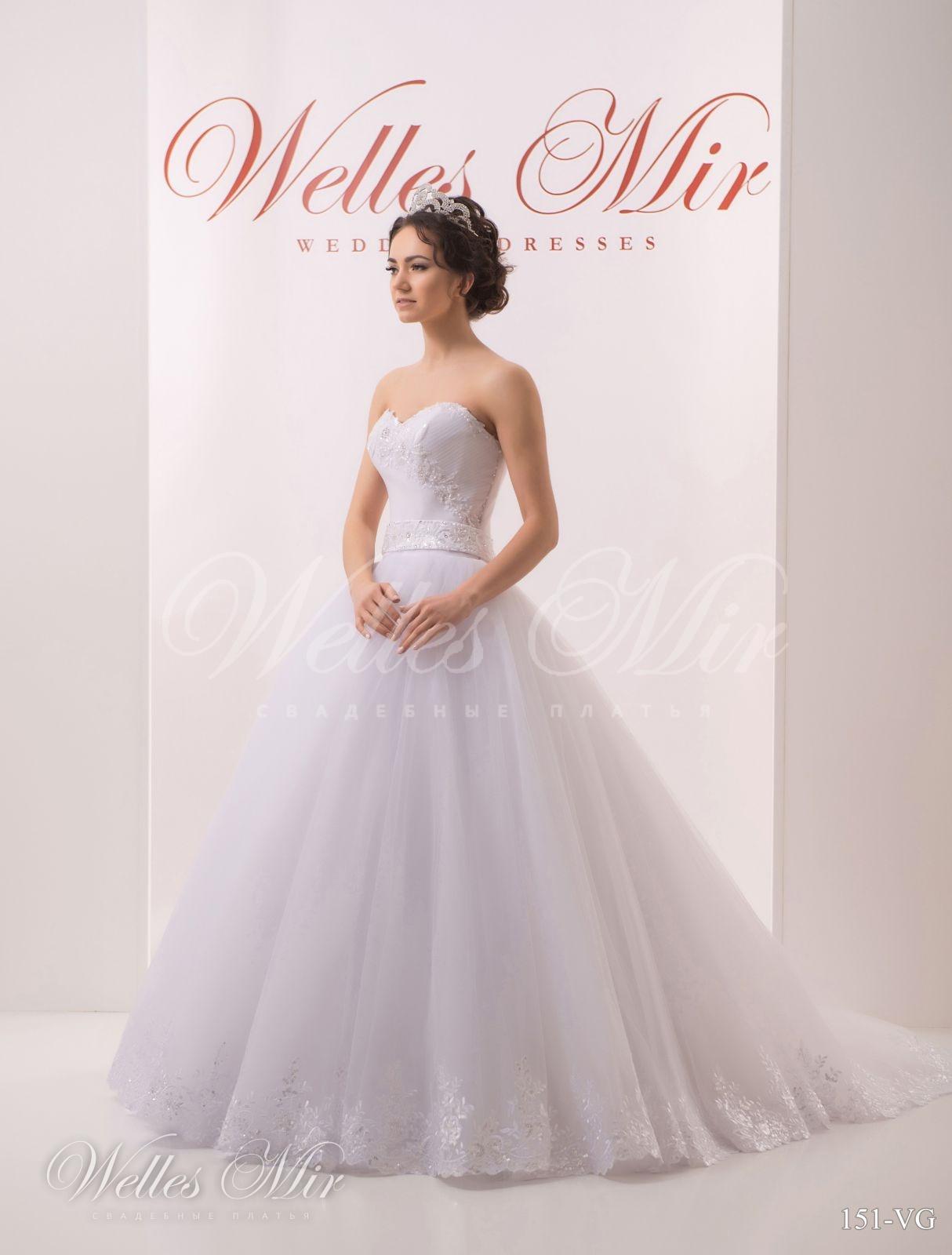 Свадебные платья Soft collection - 151-VG